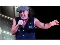 Singer for an AC/DC Tribute ( Brian Johnson ) Wanted.