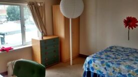 Large Double room in COLCHESTER ESSEX CO1 2NH near university and town.
