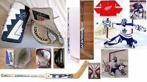 WANTED: Curtis Joseph Game Used Stick Jersey Pads ect. CuJo