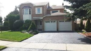 4 Bedroom 3 Washroom  Family Home for lease $ 2250