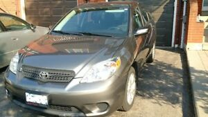 2007 Toyota Matrix, Accident free, Very well maintained
