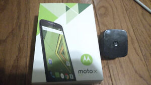 Mint Condition 16GB Moto X Play