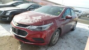2018 Chevrolet Cruze LT - Rem Start, Htd Seats, Sunroof, Reverse