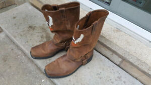 Harley Davidson - Harness boots - Size 13 - $100 FIRM