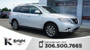 2014 Nissan Pathfinder SL 4X4! Command Start! Leather! Heated Se