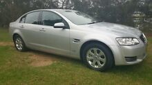 2013 Holden Commodore VE II MY12.5 Omega Silver 6 Speed Automatic Sedan Tuggerah Wyong Area Preview