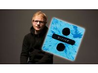 Ed Sheeran London o2 standing tickets Accepting offers