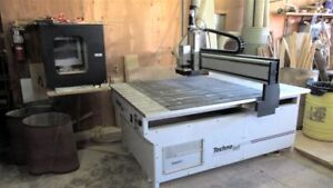 Woodshop for Sale - All contents - Turn Key