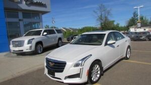 2015 Cadillac CTS Sedan Luxury AWD / $236.00 bi-weekly for 84mth