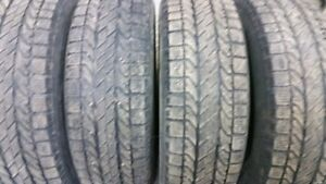 P215/70R16 BFG Winter Slalom Winter Tires