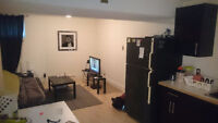 Newly Renovated basement suite By Westbrook Ctrain.