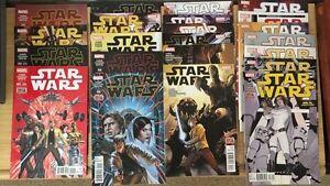 Star Wars, Princess Leia Comic Books Greystanes Parramatta Area Preview