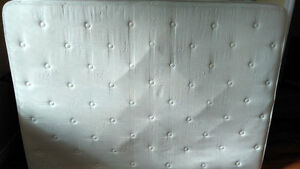Sears Queen Boxspring and Mattress St. John's Newfoundland image 2