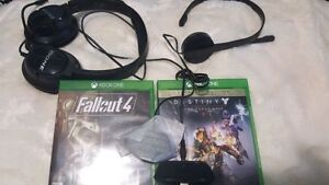 Xbox One Games and Accessories