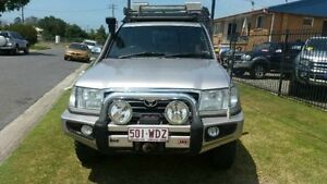 1999 Toyota Landcruiser 100 GXL Silver Automatic Utility Deagon Brisbane North East Preview