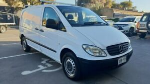 2006 Mercedes-Benz Vito 109CDI Compact White 6 Speed Manual Van Melrose Park Mitcham Area Preview