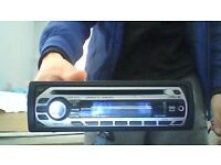 sony stereo with aux port