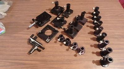 Optical Laser Parts Lot Oriel Bz30