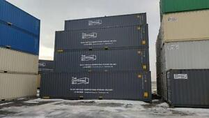 40' New Shipping Containers - The Container Guy