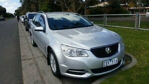 2013 Holden Commodore Silver Sports Automatic Wagon Dandenong Greater Dandenong Preview