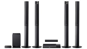 Sony HBD-N990W 5.1 home theater system