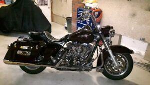 Harley Davidson Road King FLHTP