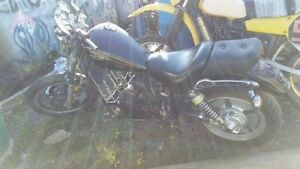 1986 YAMAHA MAXIM X 750 FOR PARTS