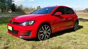 2014 Volkswagen Golf VII MY14 GTI DSG Performance Red 6 Speed Sports Automatic Dual Clutch Hatchback Tanunda Barossa Area Preview