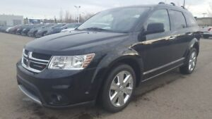 2012 Dodge Journey AWD R/T $15888 Leather,  Heated Seats,  Sunro