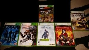XBOX 360 Action Games (Various Prices)