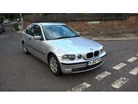 BMW 3 SERIES 316ti SE (silver) 2002