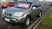 2004 Nissan X-Trail ST Gold 4 Speed Automatic Wagon Traralgon East Latrobe Valley Preview