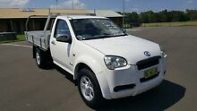 2010 Great Wall V240 K2 (4x2) White 5 Speed Manual Cab Chassis Condell Park Bankstown Area Preview