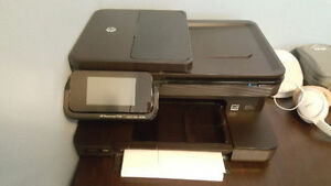 Printer,few time used only.Wireless,print,fax,scan and copy.  Co
