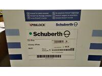 NEW unused Schuberth C3 PRO helmet 56/57m White