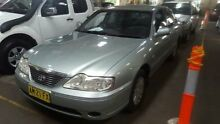 2005 Toyota Avalon MCX10R GXi Green 4 Speed Automatic Sedan Georgetown Newcastle Area Preview