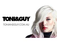 Haircut models required at Toni&Guy Lakeside