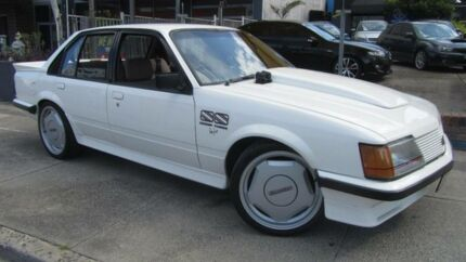 1983 Holden Commodore VH SS White 4 Speed Manual Sedan Homebush Strathfield Area Preview