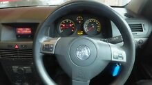 2005 Holden Astra  Silver 5 Speed Manual Coupe Coburg North Moreland Area Preview