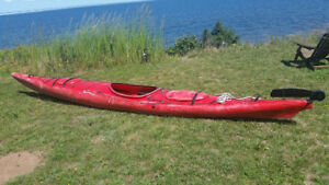 Used 16' Kayak for sale, $500 or obo