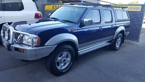 2006 Nissan Navara D22 ST-R (4x4) 5 Speed Manual Dual Cab Pick-up Medindie Walkerville Area Preview