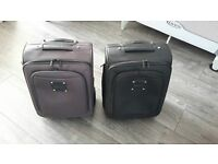 ESPRIT cabin size suitcases, like new