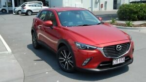 2015 Mazda CX-3 DK2W7A sTouring SKYACTIV-Drive Red 6 Speed Sports Automatic Wagon North Lakes Pine Rivers Area Preview
