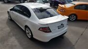 2011 Ford Falcon FG XR6 Turbo White Sports Automatic Sedan Lansvale Liverpool Area Preview
