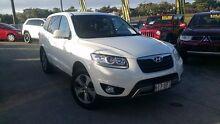2012 Hyundai Santa Fe CM MY12 Trail 6 Speed Sports Automatic Wagon Buderim Maroochydore Area Preview