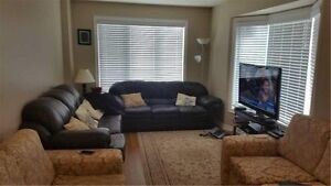 SHORT TERM FURNISHED HOUSE WITH EVERYTHING $3500/M+UTILITIES