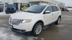 2011 Lincoln MKX All Wheel Drive | Premium Canyon Leather