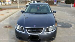 2006 Saab 9-5 Auto Wagon