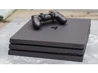 PS4 PRO 1 TB GREAT CONDITION
