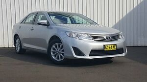 2014 Toyota Camry ASV50R Altise Silver 6 Speed Sports Automatic Sedan Kings Park Blacktown Area Preview
